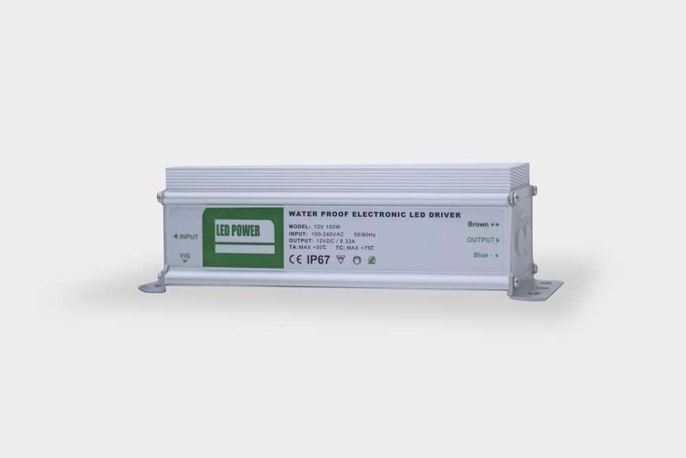 FUENTE DE PODER EXTERIOR FP-100-EXT HB LEDS