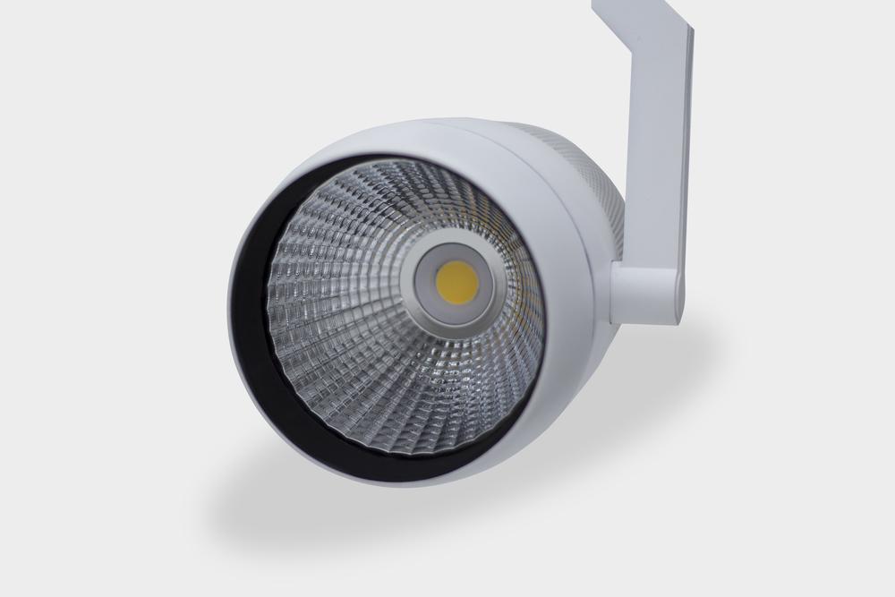LUMINARIA DIRIGIBLE DE RIEL SD-20/40-BC-DIM HB LEDS