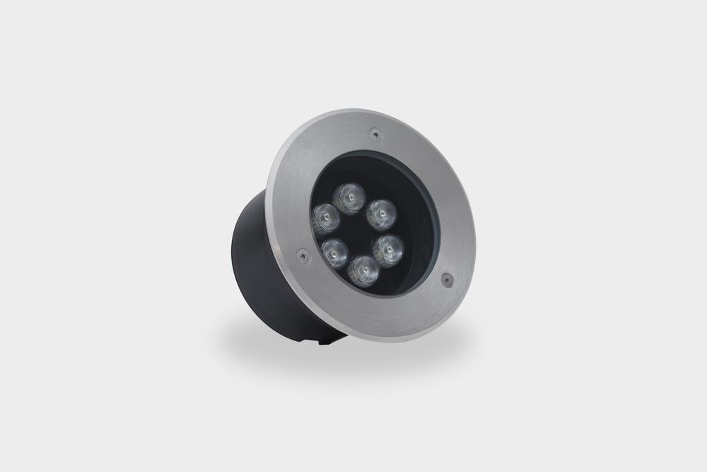 SPOT EMPOTRABLE LED SE-6X4-RGBW-IP68-24VCD HB LEDS