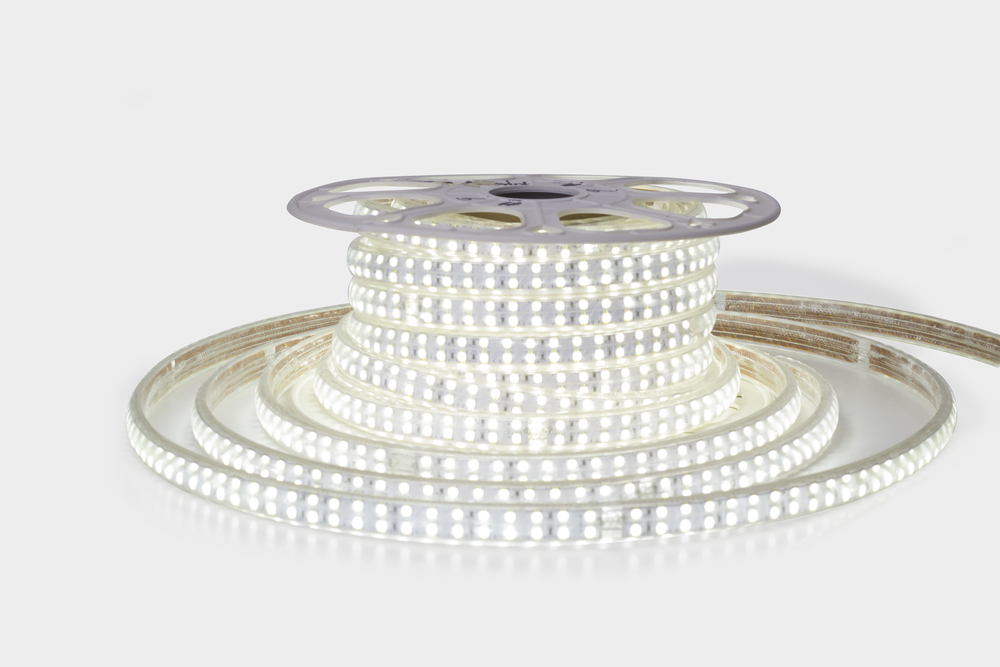 TIRA FLEXIBLE DOBLE LED TFL-5050-144M-XX-127 HB LEDS