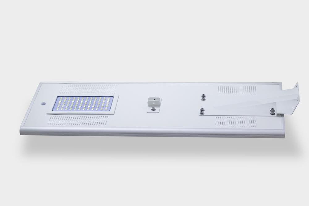 LUMINARIO SOLAR INTEGRAL PARA ALUMBRADO EXTERIOR LED SL-80-FV-IP65 HB LEDS