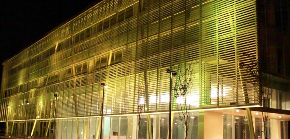 Puerto Interior Edificio Administrativo