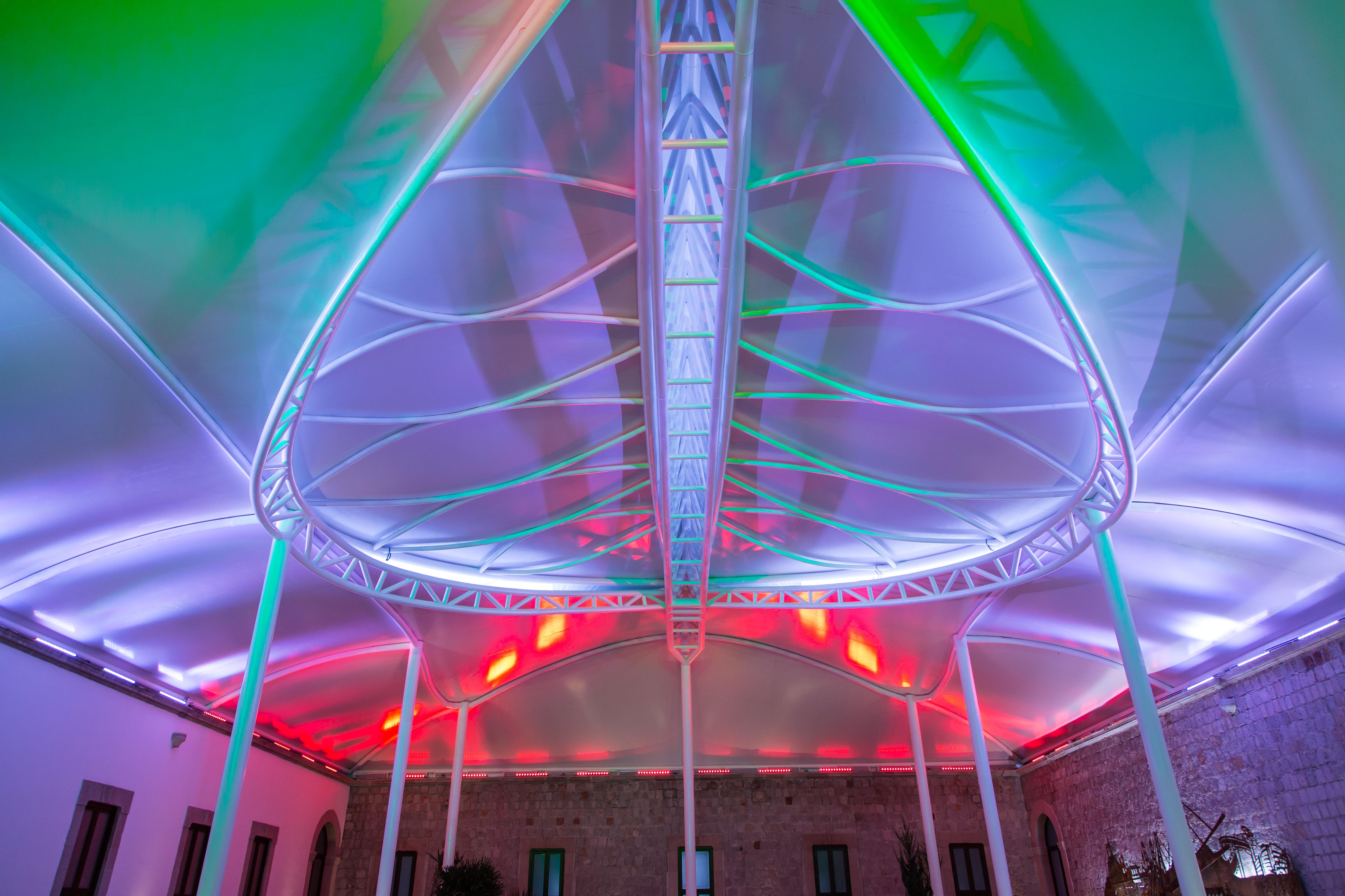 Centro Cultural y de Convenciones Bicentenario - CCB