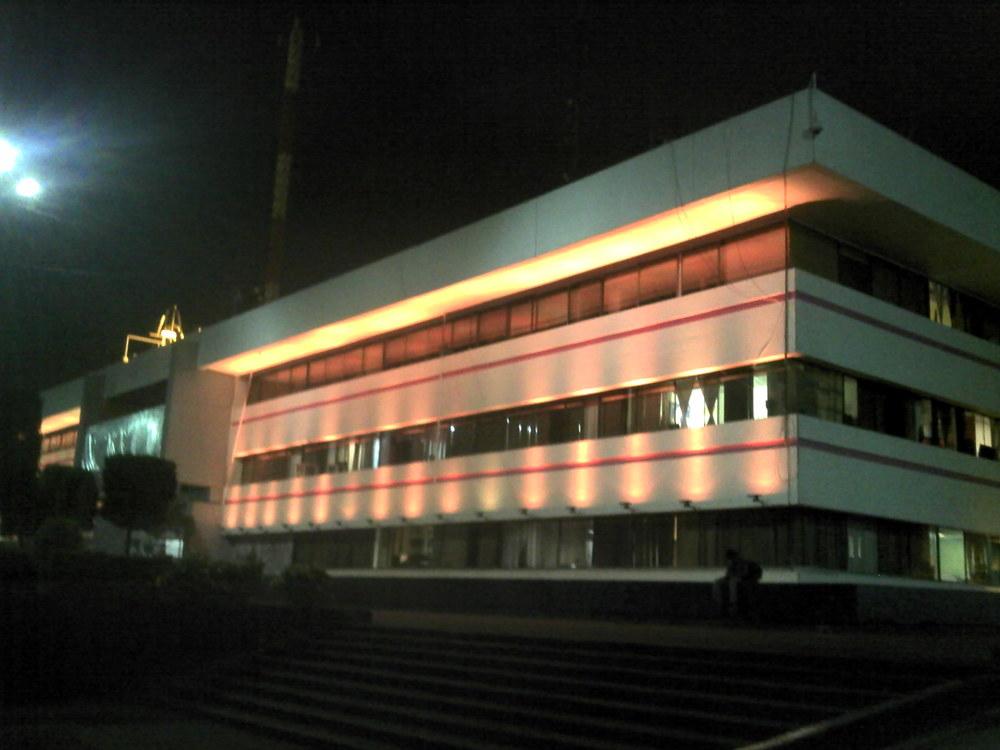 Edificio Delegación Gustavo A. Madero