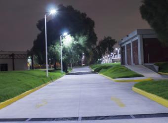 Hospital Psiquiatrico Dr. Samuel Ramirez - HB LEDS