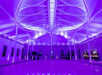 Centro Cultural y de Convenciones Bicentenario - CCB - HB LEDS