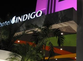 Hotel Indigo Boca del Río - HB LEDS