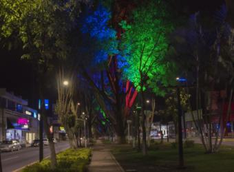 Av. Lazaro Cárdenas - HB LEDS