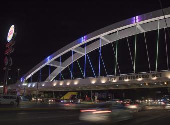 Puente Bicentenario - HB LEDS