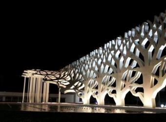 Monumento Hito 450 - HB LEDS